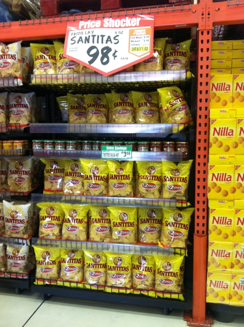 Images of Santitas Tortilla Chips Coupons - #rock-cafe