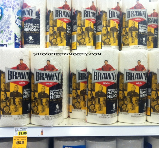 FREE Brawny Paper Towels @ Fred Meyer/QFC