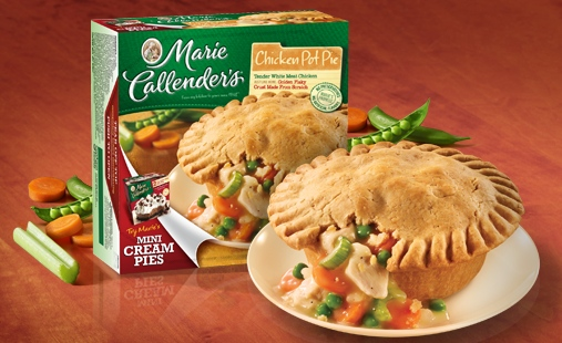 FREE Marie Callenders Pot Pie – LOAD TODAY @ Fred Meyer/QFC