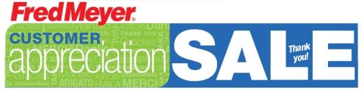 Fred Meyer Weekly Deals - 10/12- 10/18 Customer Appreciation Week!