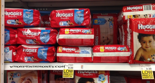 10 31 For 5 Jumbo Packages Of Diapers Fred Meyer