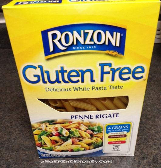 $1.39 Gluten Free Ronzoni Pasta @ Fred Meyer