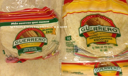 Free Cheap Guerrero Tortillas Winco Safeway