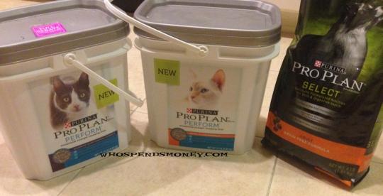 FREE Purina Pro Plan Perform Clumping Cat Litter @ Petco & Petsmart
