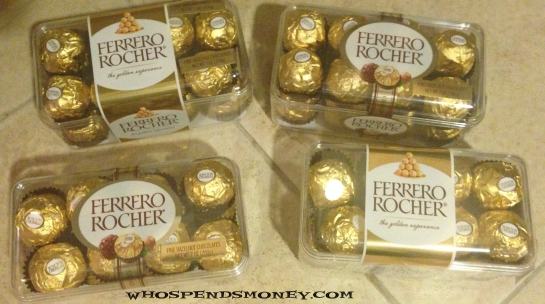 $1.49 16ct Ferrero Rocher Chocolates @ Target (Today ONLY)
