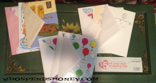 Cheap or Free American Greeting Cards @ Safeway