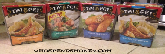 $0.50 Tai Pei Chinese Entrees @ Safeway
