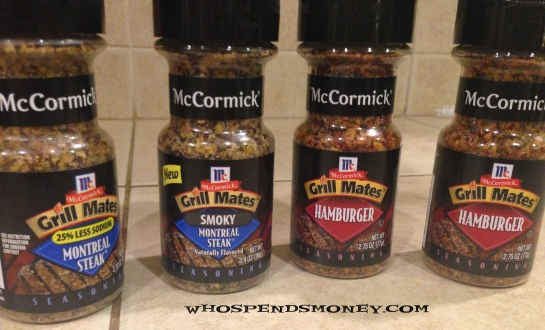FREE McCormick Grill Mates Spices @ Safeway