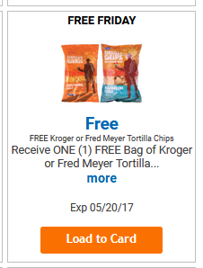 FREE Tortilla Chips and Yoplait Dippers LOAD TODAY @ Fred Meyer/QFC