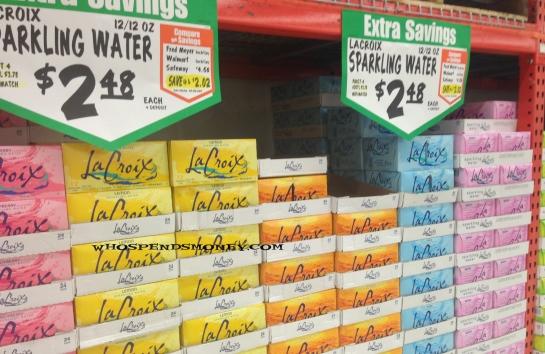 $1.48 LaCroix Sparkling Water 12pks!!! @ Winco