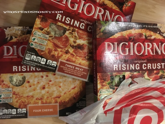$2.08 Digiorno Pizzas @ Target