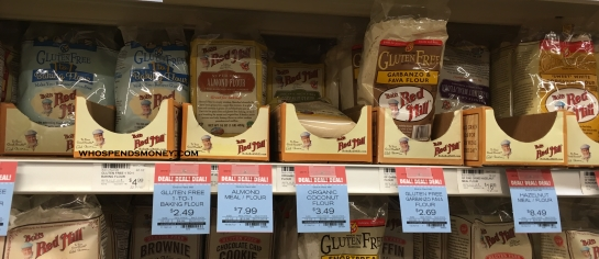 FREE/Cheap Bob's Red Mill Flours @ New Seasons