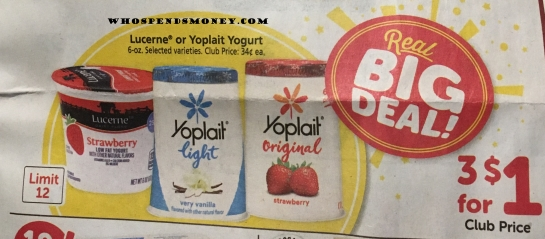 $0.13 Yoplait Yogurt Cups @ Safeway (STARTING 6/6/18!)